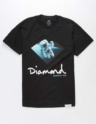 Diamond Supply Co. Orbit Sign Mens T-Shirt