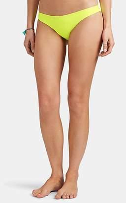 Mikoh Women's Zuma Bikini Bottom - Yellow