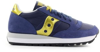 Saucony Jazz Original Blue Gold Sneaker