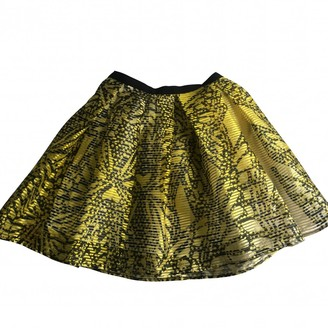Byblos Yellow Skirt for Women