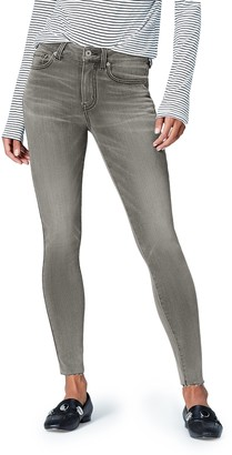 Find. Amazon Brand Women's Skinny Mid Rise Stretch Jeans