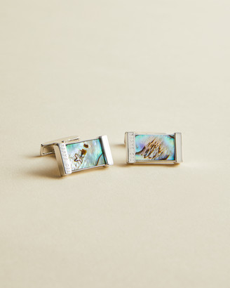 Ted Baker PINPIN Semi precious cufflinks