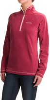 Craghoppers Seline Microfleece Shirt - Zip Neck, Long Sleeve (For Women)