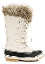 Sorel Joan Of Arctic Faux Fur Suede Boots