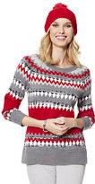 New York & Co. Lounge - Fair Isle Sweater