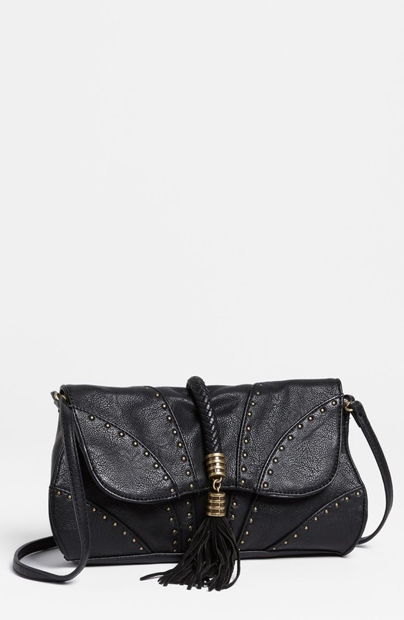 Jessica Simpson 'Kenya' Faux Leather Clutch