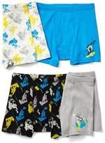 GapKids | Looney Tunes trunks (4-pack)