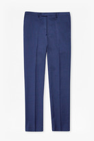 Mb Navy Suit Trousers