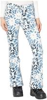 Obermeyer Printed Bond Pants (Frosted Fossils) Women's Casual Pants