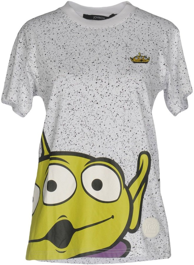Joyrich T-shirts - Item 12069747