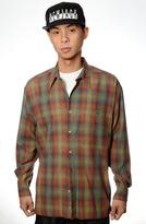 Pierre Cardin New Jack City Vintage Flannel L/S