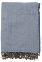 Melange Home Reversible Merino Wool Throw