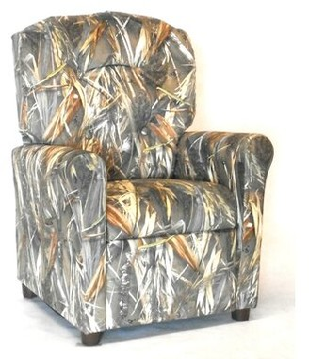 Zoomie Kids Coosada Drt Camo Kids Chair