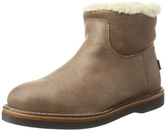 Shabbies Amsterdam, Women's Slip Boots Brown Olive Brown39 EU