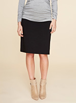 Hipster A-Line Maternity Skirt