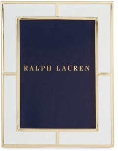 Ralph Lauren Home Classon Frame White 5x7