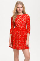 'Lizzie' Lace Dress