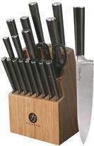 JCPenney GINSU Ginsu Chikara Series 19-pc. Stainless Steel Forged Knife Set