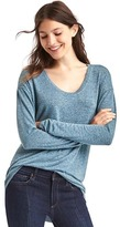 Gap Softspun knit tunic top