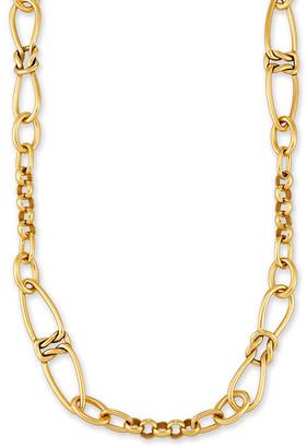 Kendra Scott Fallyn Long Strand Necklace