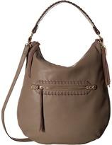 Jessica Simpson Angie Top Zip Hobo Hobo Handbags