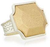 Stephanie Kantis Virtue 24K Gold & Sterling Silver Ring