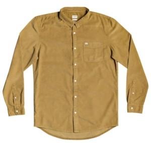 Quiksilver Men's Smoke Trail Shirt