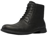 Camper Cap-Toe Leather Boot