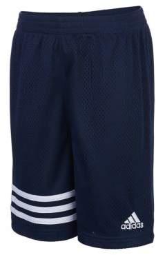 adidas Little Boy's Solid Mesh Shorts
