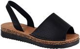 Black Rosa Sandal