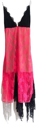 Christopher Kane Pink Lace Dress for Women