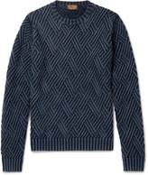 Tod's - Textured Merino Wool Sweater