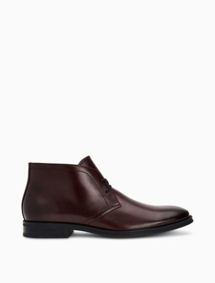 Calvin Klein Wolfe Leather Boot