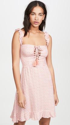 Tiare Hawaii Angelina Mini Dress