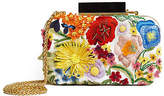 Alice + Olivia (アリス オリビア) - Alice+olivia Shirley Embroidery 3d Floral Clutch