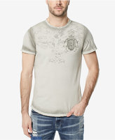 Buffalo David Bitton Men's Burnout T-Shirt