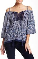 Angie Cold Shoulder Shirt
