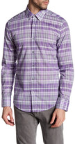 HUGO BOSS Ronny Slim Fit Plaid Shirt