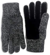 London Fog Knit Wool Gloves