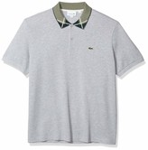 Thumbnail for your product : Lacoste Mens Short Sleeve 2 Ply Pique Argyle Polo Regular Fit Polo Shirt