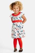 Tea Collection Skinny Stretch Leggings (Toddler Girls)
