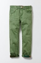 Toddler Boy's Mini Boden Cosy Lined Jeans