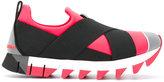 Dolce & Gabbana Ibiza sneakers - women - Cotton/Nylon/Polyester/rubber - 36