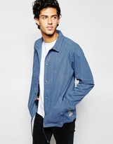 Quiksilver Coach Jacket - Blue