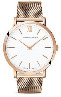 Larsson & Jennings Ljxii Mesh Bracelet Watch, 33mm