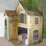 Gingerbread Cottage Bed