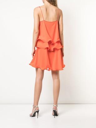 Sies Marjan Ruffle Detail Dress