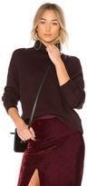 Nili Lotan Quinn Sweater in Burgundy. - size L (also in M,XS)