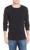 Brixton Men's Redford Cotton Henley