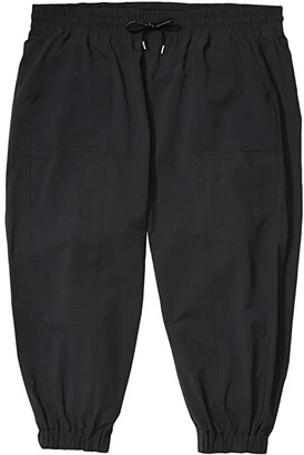 Marmot Plus Size Avision Jogger (Black) Women's Casual Pants